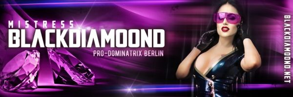 Mistress Blackdiamoond - Pro Dominatrix from Berlin